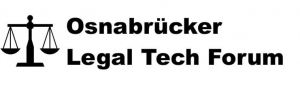 Osnabrücker Legal Tech Forum Logo